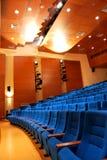 Movie Theater Seats Stock Photography