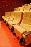 Movie Theater Seats Stock Photos