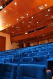 Movie Theater Seats Stock Image