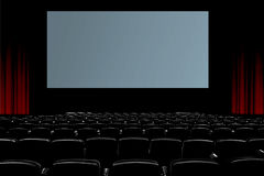 Movie theatre Royalty Free Stock Photography