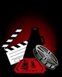 Movie Things Stock Photo