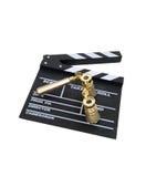 Movie time Royalty Free Stock Photos
