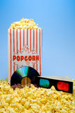 Movie Time Royalty Free Stock Photo