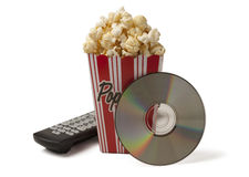 Movie time Stock Images