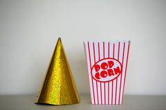 Movie time. Royalty Free Stock Photography