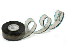 Movie Trailer Unravelling 2 Stock Photos
