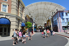 Movie World Gold Coast Queensland Australia stock photography
