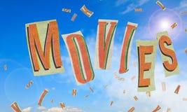 Movies Stock Photos