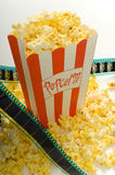 At the Movies Stock Photography