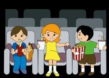 Movies Royalty Free Stock Photo