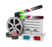 Movies Cinema Concept Stock Images
