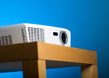 Movies projector Stock Photo