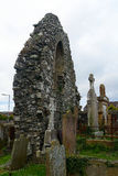 Movilla-Abteiruinen, Newtownards, Nordirland Stockfoto