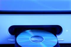 Movimentação CD fotografia de stock