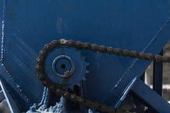 Movimentação Chain Fotos de Stock