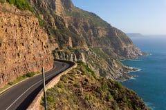 Movimentação da estrada do oceano Imagens de Stock