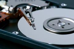 Movimentação de disco duro Imagens de Stock Royalty Free