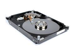 Movimentação de disco duro isolada Fotos de Stock