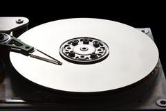 Movimentação de disco rígido Fotografia de Stock