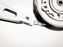 Movimentação de disco rígido Imagem de Stock Royalty Free