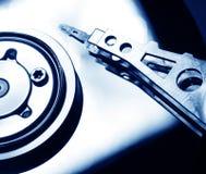 Movimentação de disco rígido Fotos de Stock