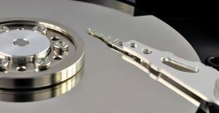 Movimentação de disco rígido aberta Foto de Stock Royalty Free