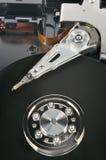 Movimentação de disco rígido aberta Foto de Stock