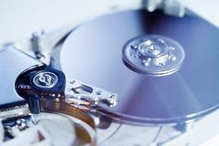 Movimentação de disco rígido aberta Imagem de Stock Royalty Free