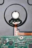 Movimentação de disco rígido do computador Foto de Stock Royalty Free