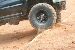 Movimentação de quatro rodas Imagem de Stock Royalty Free