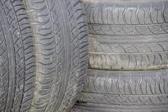 Movimentação de quatro rodas Pneus de borracha Borracha do verão ajustada para o carro Fotos de Stock