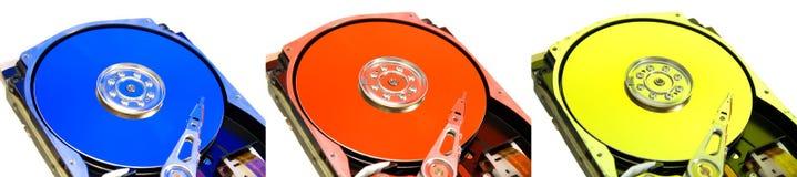 Movimentação do disco rígido Imagem de Stock Royalty Free