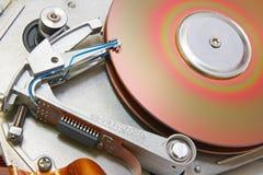 Movimentação do disco rígido Imagem de Stock