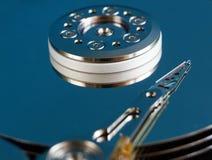 Movimentação do disco rígido sem tampa Foto de Stock