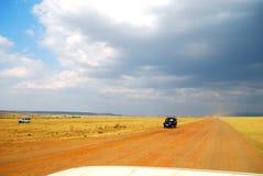 Masai mara foto de stock