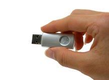 Movimentação do USB Imagens de Stock