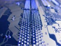 Movimentação dura do computador Foto de Stock