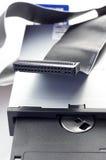 A movimentação flexível e de disco flexível Fotografia de Stock Royalty Free