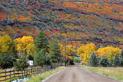 Movimentação rural Fotos de Stock