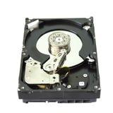 Movimenta??o de disco r?gido 3 5' LFF HDD imagens de stock