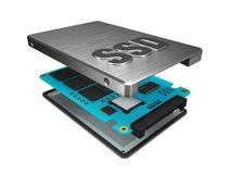Movimentação de circuito integrado Fotos de Stock
