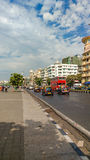 Movimentação marinha, Mumbai Fotos de Stock