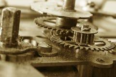 Movimenti a orologeria Immagini Stock