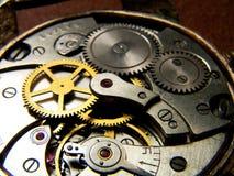 movimenti a orologeria Immagini Stock Libere da Diritti
