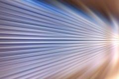 Movimento abstrato elevação borrada - fundo da tecnologia Imagens de Stock
