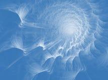 Movimento azul Imagem de Stock Royalty Free