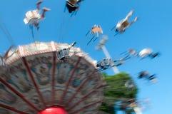 Movimento circular Foto de Stock Royalty Free