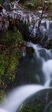 Movimento da água Imagem de Stock