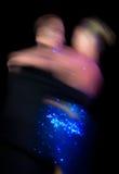Movimento da dança Foto de Stock Royalty Free