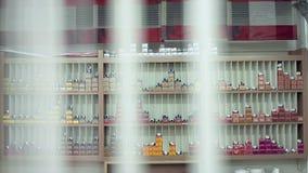 MOVIMENTO DA ZORRA: Pinturas acrílicas coloridas nos tubos filme